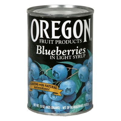 Oregon Fruit Products Blueberries (8x15OZ ) by OREGON FRUIT (Image #1)'