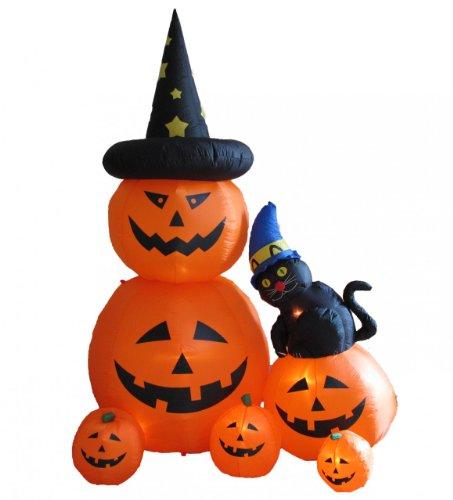 Halloween Inflatable Yard Decorations Webnuggetz Com