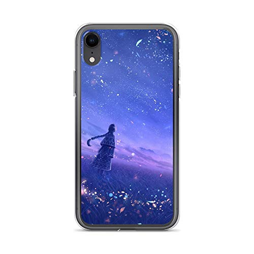 - iPhone XR Pure Clear Anti-Shock Case Japanese Comic Manga Anime Original Dreamy Constellationswork Anime Japan Kawaii