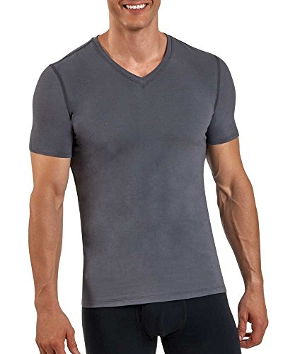 Nice Tommie Copper Men's Copper Cotton Short Sleeve V Neck Shirt hot sale