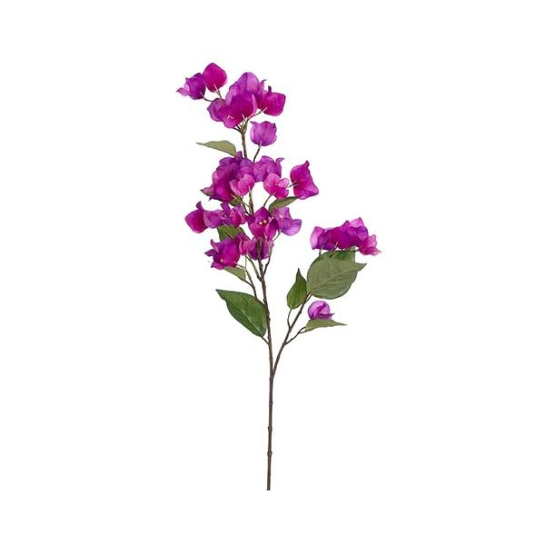 Arcadia Silk Plantation 34″ Bougainvillea Spray Purple Orchid (pack of 12)