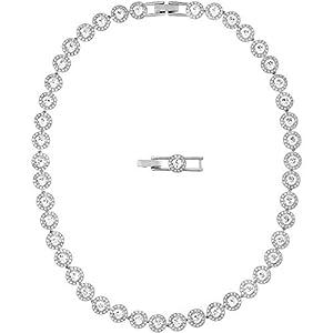Swarovski Collier pour femme Angelic avec cristaux Swarovski brillants de la collection Swarovski Angelic