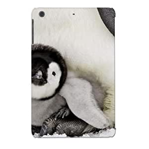 Freshmilk Durable Wonderful Baby Penguin Back Case/ Cover For Ipad Mini/mini 2 For Christmas