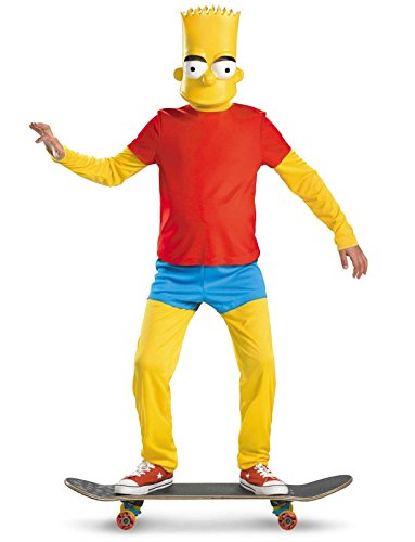 Bart Simpson Deluxe Child Costume -