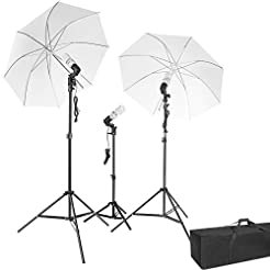 Photography Lighting, ESDDI Umbrella Con...