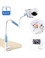 Baby Kamera Halterung von CalMyotis, Universal Baby Monitor Halter,babyphone, Regal Flexible Kamera, Kompatibel mit den meisten Baby Kameras Oder Sprechanlagen