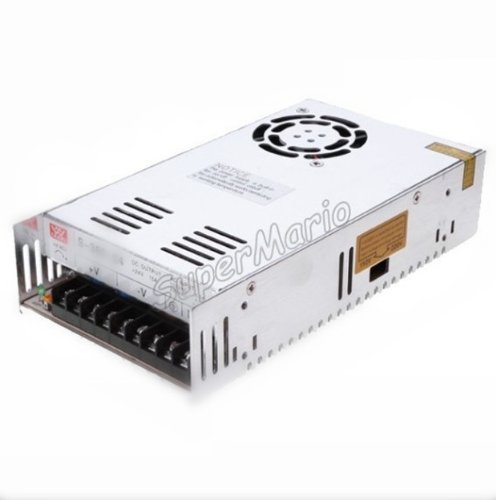 Autek MW 5V 50A 360W DC Regulated Switching Power Supply CNC