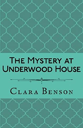 book cover of The Mystery At Underwood House