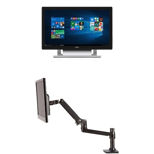 Dell 21.5-Inch Touch Screen LED-lit Monitor Bundle with A...