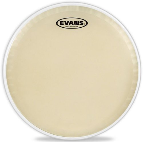 Evans Strata Staccato 1000 Concert Snare Drum Head, 14 Inch by Evans