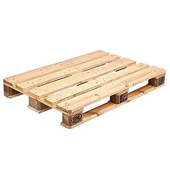 Propac z-palepal Pallet de madera EPAL, 120x 80x 14.4cm