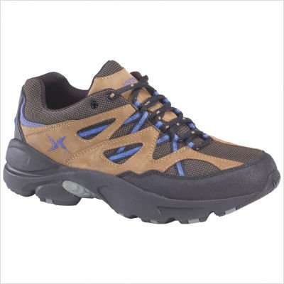 Apex Women's Sierra Trail Runner Brown Nylon CorduraTM 5.5 M US by Apex