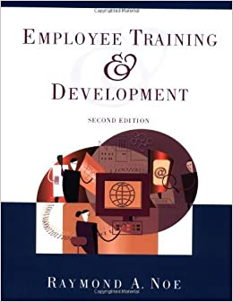 Employee Training and Development:2nd (Second) edition