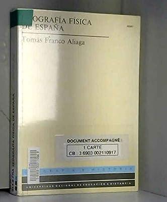 Geografia fisica de España : unidades didacticas: Amazon.es ...