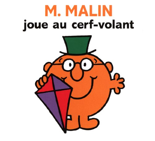 Volant Collection (M. Malin joue au cerf-volant (Collection Monsieur Madame) (French)