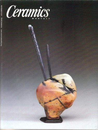 (Ceramics Monthly November 2001)