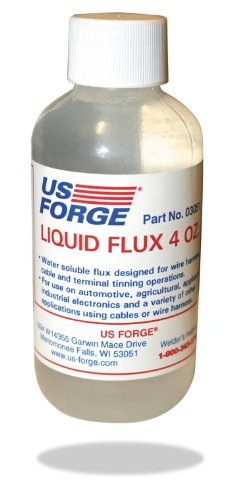 - US Forge 03051 4-Ounce Liquid Flux
