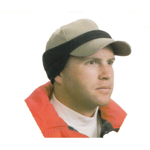 12949 Nordic Gear Sport Black Ball Cap Hat Ear Band Warmer - Buy ... 862e076a53b
