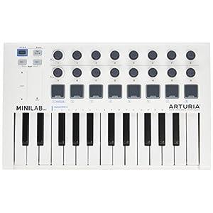 Arturia MiniLab MkII 25 Slim-Key Controller
