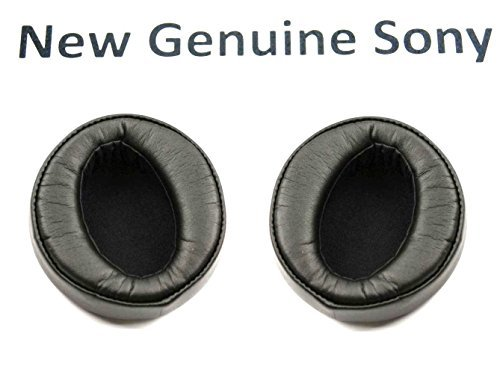 New Genuine Sony (2x) Cover Ear Pad Earpads 457094201 For MDR-XB950BT MDR-XB950B1...