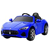 Best Electric Car For Kids - Uenjoy Maserati Grancabrio 12V Electric Kids Ride On Review