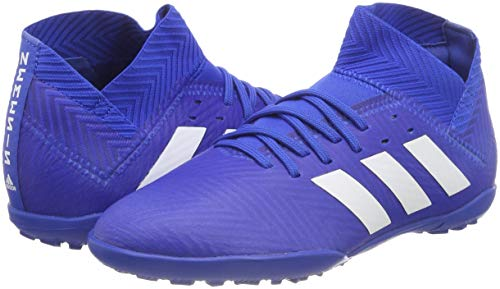 Bleu Adidas Football Tango Chaussures De Nemeziz 18 fooblu Garçon 001 fooblu 3 ftwbla wnfB86wq
