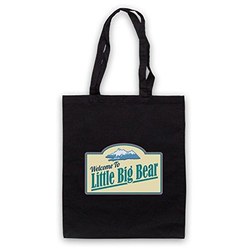 Tin Star Little Big Bear Bolso Negro