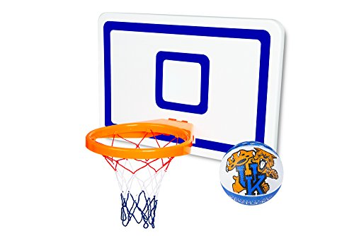 Trampoline-XL-Mini-Basketball-Hoop-CLAMP-ON-with-NCAA-BALL-CHOICE-by-VersaHoop-Trampoline-Boat-Pontoon-Pop-Up-Tent-Beach-Tailgate-Tennis-Court-RV-Ladder