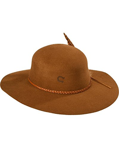 fe4dd45d16d Charlie 1 Horse Women s Wanderlust Springtime Floppy Hat Acorn Medium