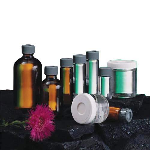 Environmental Sampling Supply 4050-0400-PC 40mL Amber Glass Vial, 0.5mL HCL
