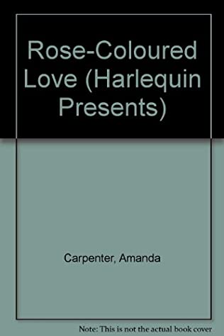 book cover of Rose-Coloured Love