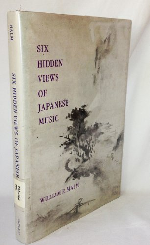 Six Hidden Views Of Japanese Music