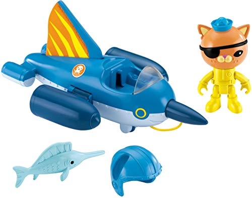 Fisher-Price Octonauts Gup-R and - Drain Outlet Combination