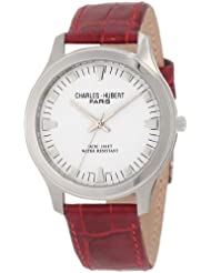 Charles-Hubert, Paris Mens 3706 Classic Collection Stainless Steel Watch