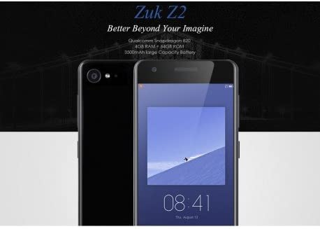 Lenovo ZUK Z2 Smartphone - Pantalla de 5 Pulgadas FHD, CPU ...