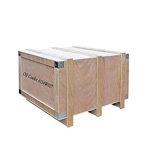 Oil Cooler 4134W027 for Perkins 1104A-44 1104C-44 1104C-44T 1104C-E44 1104D-44 by GOOP