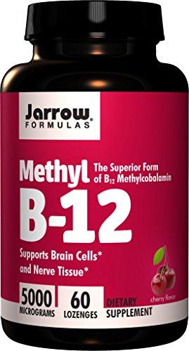 Jarrow Formulas Methyl B12 Methylcobalamin