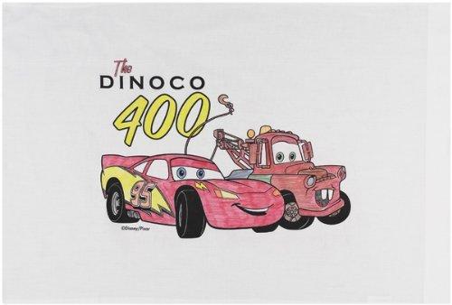 Disney The Dinoco 400 Pillowcase Art