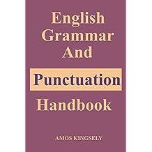 English Grammar and Punctuation Handbook
