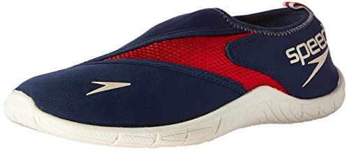 Speedo Men's Surfwalker 3.0 Water Shoe, Navy, 11 M US