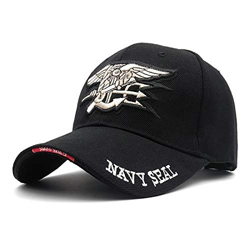 Volcaps, Mens Us Navy Baseball Cap Navy Seals Cap Tactical Army Cap Trucker Gorras Snapback Hat For Adult: Amazon.es: Ropa y accesorios