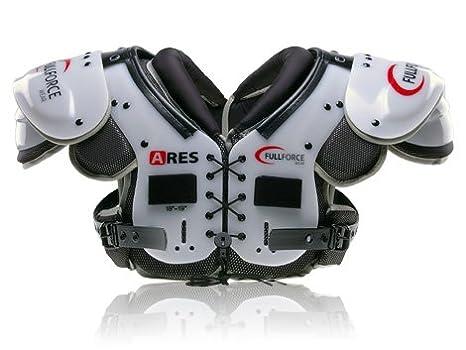Full Force Ares Speed Position Football americano Imbottitura protettiva da  spalla QB/WR/Skill