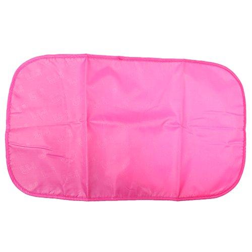 Multifunktions-Farbblock Organisator Mama Handtasche Babywindel Baby Wickeltasche - Rosa, 39x29x19cm Rosa