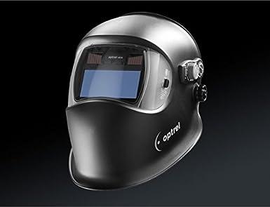 Optrel Optrel E670 Casco de soldar automático (DIN 9 - 13, color negro: Amazon.es: Industria, empresas y ciencia