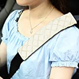 4 Pack Car Seat Belt Pads Seatbelt Protector Soft
