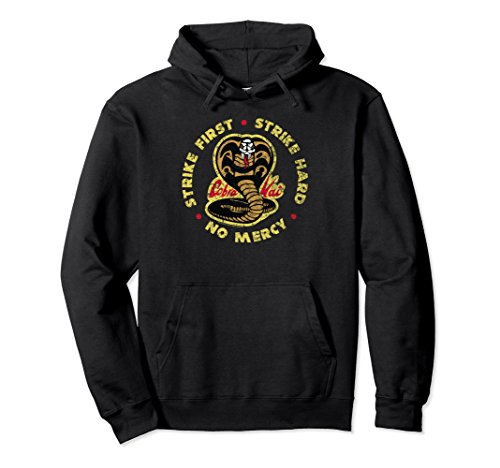 The Karate Kid Cobra Kai Vintage Pullover Hoodie