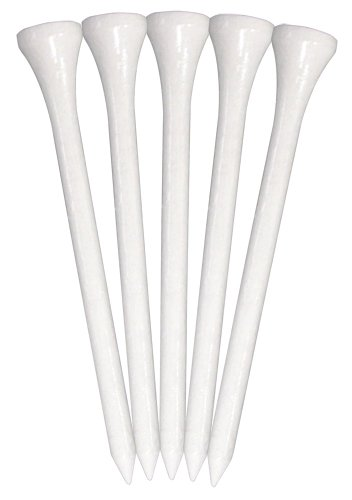 Pride (PG3145075) Golf Deluxe Tee (3-1/4 Inch,  White) - 50 Count (Golf Tees Usa)