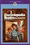 Encyclopedia Brown, Boy Detective, Donald J. Sobol, 0553153595