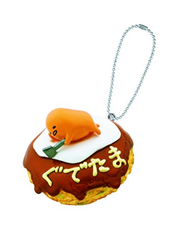 Full set Box 8 packages miniature figure Gudetama Japanese Festival Mascot by Re-Ment from Japan by Re-Ment (Image #1)