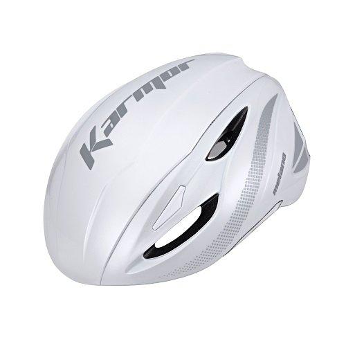 Karmar(カーマー) ヘルメット MELANO(メラノ) ホワイト ヘルメット Boaシステム搭載 R2KA151048X L   B075983JS3